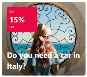 KUPON PROMOCYJNY Europcar